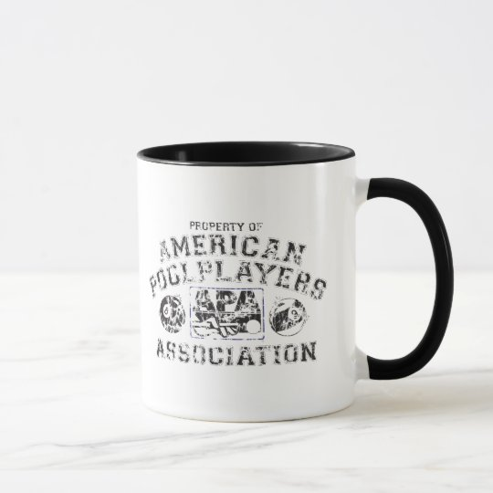 Propery of APA - Distressed Mug
