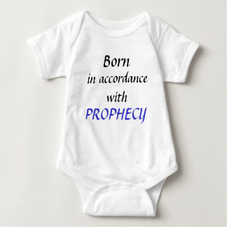 Prophecy Baby Bodysuit