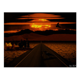 Prophecy, by JLH Postcard