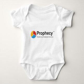 Prophecy logo baby bodysuit