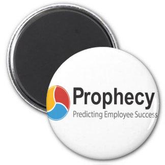 Prophecy logo magnet