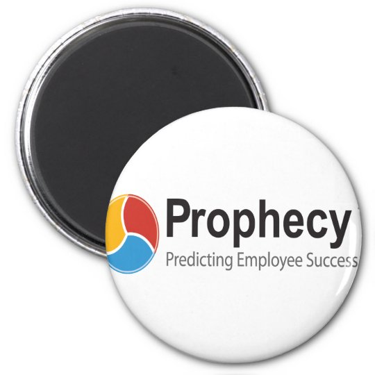 Prophecy logo magnet