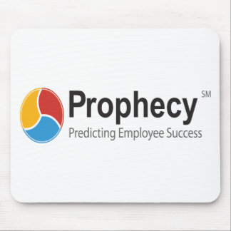 Prophecy logo mouse pad