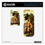 Prophet Balaam and the donkey by Rembrandt Decal For Samsung Stunt