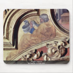 Prophet Baruch By Gentile Da Fabriano Mouse Pads