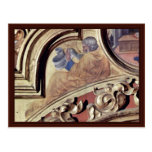 Prophet Baruch By Gentile Da Fabriano Postcards