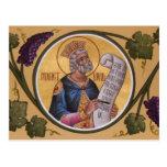 Prophet David Prayer Card