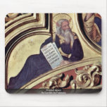 Prophet Moses By Gentile Da Fabriano Mousepads