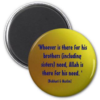 Prophetic Quote Magnet