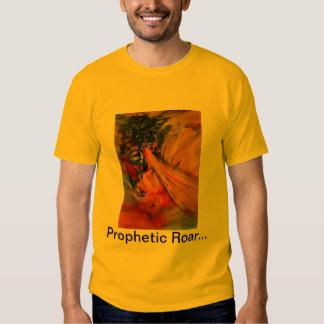 """""""Prophetic Roar"""" Men's T-shirt"""