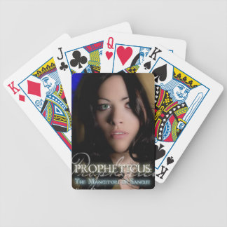 Propheticus: The Mangitori De Sangue Merchandise Bicycle Playing Cards