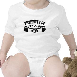 Propiedad 275 de la enredadera del club XXL Camiseta