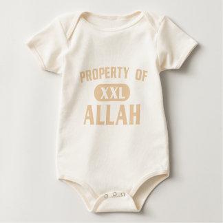 Propiedad de Alá - Mike Tyson Traje De Bebé