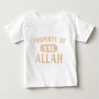 Propiedad de Alá - Mike Tyson Camiseta