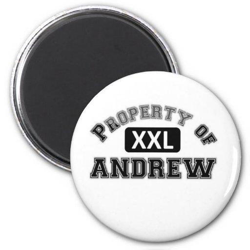 Propiedad de Andrew Imanes Para Frigoríficos