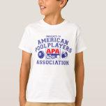 Propiedad de APA Playera