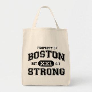 Propiedad de Boston fuerte Bolsa Tela Para La Compra