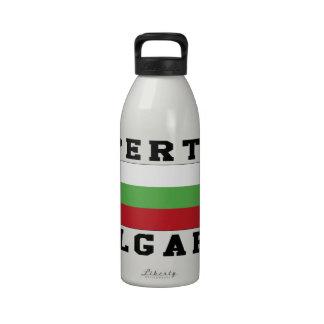 Propiedad de Bulgaria Botella De Agua