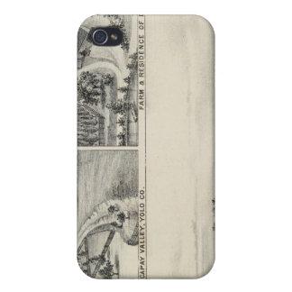 Propiedad de Capay iPhone 4/4S Fundas