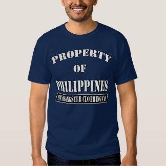 propiedad de Filipinas Playera