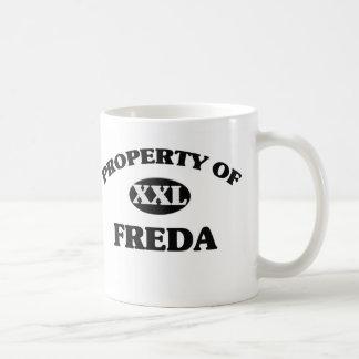 Propiedad de FREDA Taza