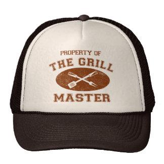 Propiedad de Grill Master Gorra