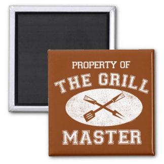 Propiedad de Grill Master Iman De Frigorífico