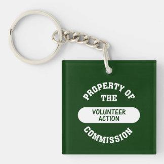 Propiedad de la Comisión voluntaria de la acción Llaveros