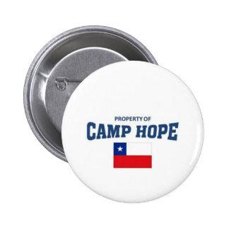 Propiedad de la esperanza del campo, Chile Pins