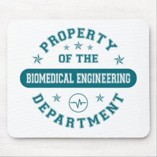 Propiedad de la oficina técnica biomédica alfombrillas de raton