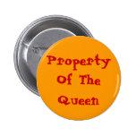 Propiedad de la reina pin
