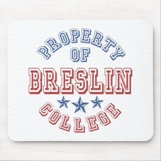 Propiedad de la universidad de Breslin Tapete De Raton
