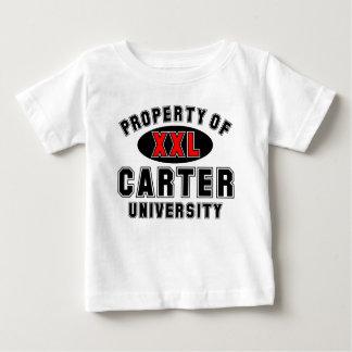 Propiedad de la universidad de Carretero Tee Shirt