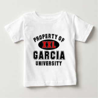 Propiedad de la universidad de García T Shirts