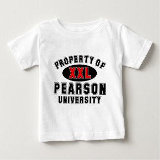 Propiedad de la universidad de Pearson T Shirts