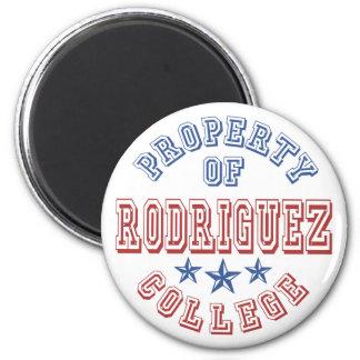 Propiedad de la universidad Rodriguez - modificado Imán Redondo 5 Cm