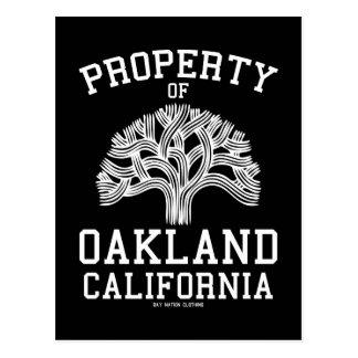 Propiedad de Oakland