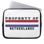 Propiedad de Países Bajos Fundas Computadoras
