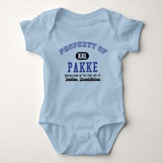 Propiedad de Pakke Body Para Bebé