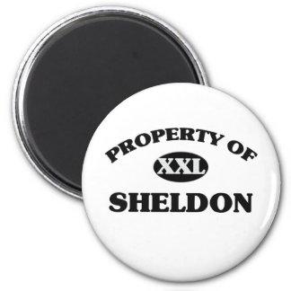 Propiedad de SHELDON Imán Redondo 5 Cm