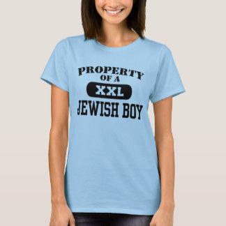 Propiedad de un muchacho judío playera