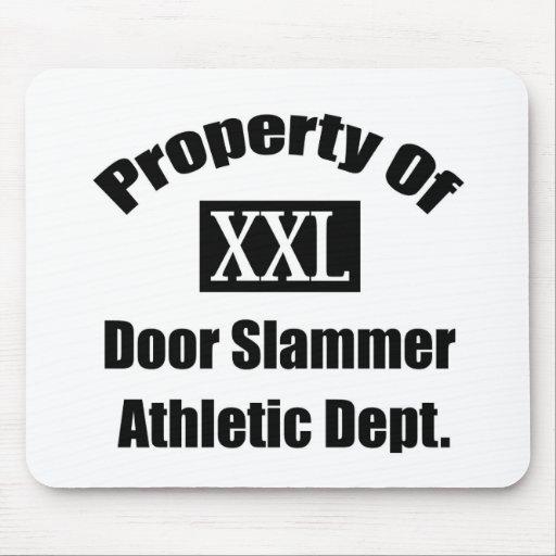 Propiedad de una puerta Slammer por Gear4gearheads Tapetes De Ratones