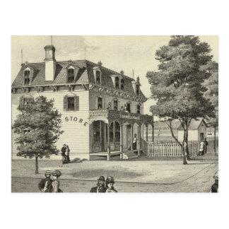 Propiedad de Wm V Reid, Villa Park, NJ Postal