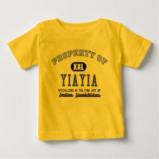 Propiedad de YiaYia Playera