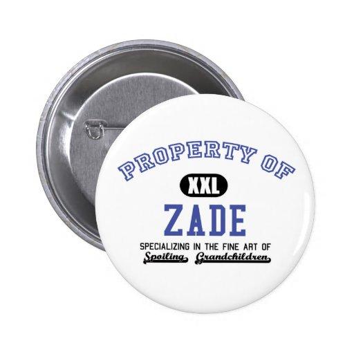 Propiedad de Zade Pin Redondo 5 Cm
