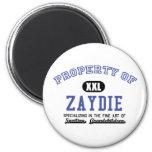 Propiedad de Zaydie Imán