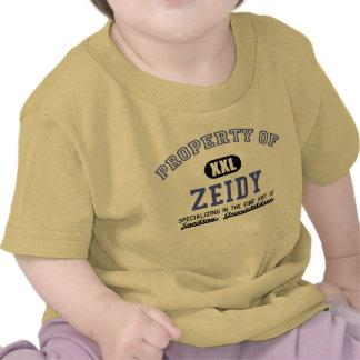 Propiedad de Zeidy Camisetas