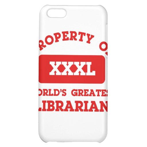 Propiedad del bibliotecario más grande del mundo