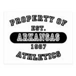 Propiedad del camisetas de Arkansas Postales