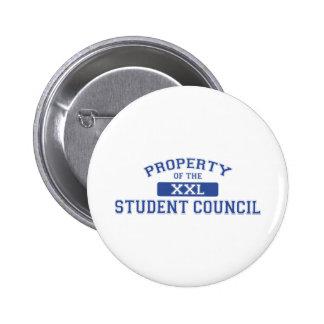 Propiedad del consejo de estudiantes XXL Pins